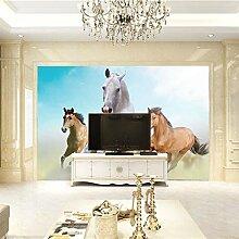 Tapetenkleister Fototapete,300x210cm Drei