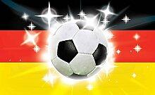Tapeto Fototapete - Fußball Deutschland - Vlies