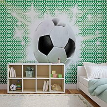 Tapeto Fototapete - Fussball - Papier 368 x 254 cm