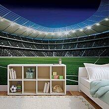 Tapeto Fototapete - Fußball Stadion Sport -