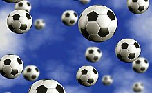 Tapeto Fototapete - Fussball - Vlies 254 x 184 cm