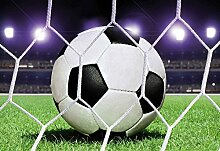 Tapeto Fototapete - Fußballstadion Fußball -