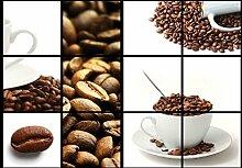 Tapeto Fototapete - Kaffee Kaffeebohnen - Vlies
