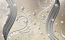 Tapeto Fototapete - Muster Abstrakt Ornament