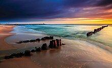 Tapeto Fototapete - Strand Meer Sand - Vlies 104 x