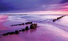 Tapeto Fototapete - Strand Meer Sand - Vlies 254 x