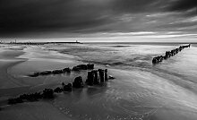Tapeto Fototapete - Strand Meer Sand - Vlies 368 x