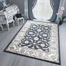 Tapiso Dubai Teppich für Wohnzimmer Klassisch