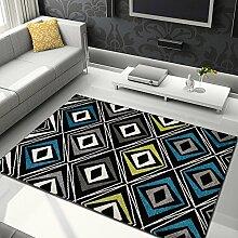 Tapiso Jawa Teppich für Wohnzimmer, Schlafzimmer,