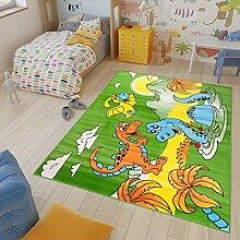 TAPISO Kinder Teppich Kurzflor Kinderteppich