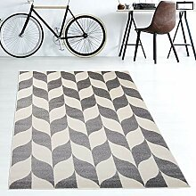 TAPISO MAROKO Teppich Modern Kurzflor Geometrisch