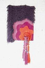 Tapisserie aus Wolle von Ewald Kröner, 1970er