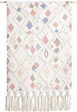 Tapisserie handgewebter Stil Tapisserie (Farbe : C)