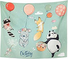 Tapisserie Polyester Stoff Print Home Decor Baby