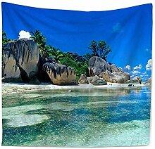 Tapisserie,polyester - strand das badetuch am
