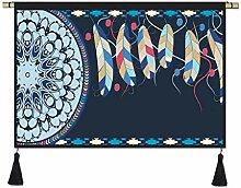 Tapisserie Wanddekoration Tapisserie (Farbe : C)
