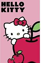 Tappeto Hello Kitty Apple 100 X 150 cm