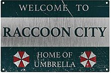 Tarfy Personalized Resident Welcome to Raccoon