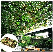 Tarnnetz für Garten, Grünes 2x3m 5x3m Tarnung