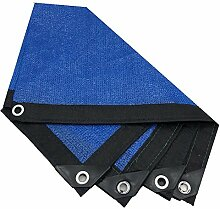 Tarpaulin Blau 8-Pin Schattennetz