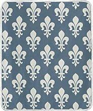 TARTINY Schöne Blaue Fliese Vintage klassisches