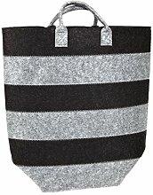 Tasche 44,2 Liter Größe XL grau/schwarz