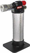 Taschenlampe A GAS Akku Metall 1850123Valex