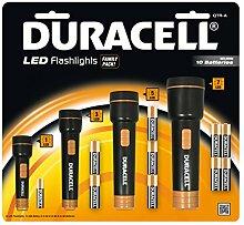 Taschenlampe DURACELL Flashlights LED 4 Stück