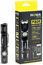 Taschenlampe LED/taktische Flash Lamp von ROWA