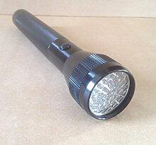 Taschenlampe Metal 45LED 30cm Agent der