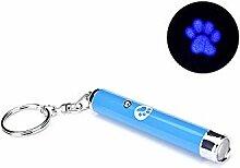 Taschenlampe Multifunktionslampe Ratte Fisch Pfote