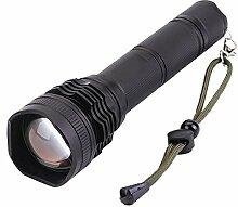 Taschenlampe Taschenlampe, xhp503800lm 300m