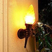 Taschenlampe Wandleuchte Nostalgische Antike
