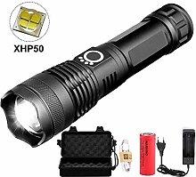 Taschenlampen 50.2 LED-Taschenlampe Tactical Most
