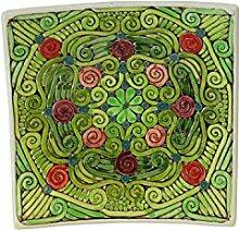 Taschenleerer aus Keramik