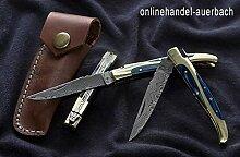 Taschenmesser Damastmesser Damast Messer Typ