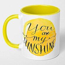 Tasse 010 You are my sunshine