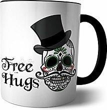 Tasse 'Free Hugs' Panda Umarmung Devil