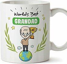 (Tasse auf Englisch) Grandad Original Becher Tasse