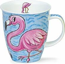 Tasse aus feinem Porzellan aus der Tropical Birds