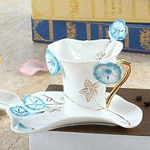 Tasse Becher Geschenk 170Cc Porzellan 3D Winde