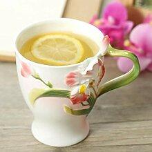 Tasse Becher Geschenk Porzellan Kaffeetasse Becher