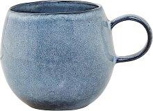 Tasse, Becher SANDRINE blau für 500ml D. 10,5cm