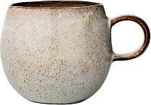 Tasse, Becher SANDRINE grau für 500ml D. 10,5cm