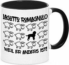 Tasse BLACK SHEEP - LAGOTTO ROMAGNOLO - Hunde Fun