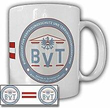 Tasse BVT Österreich Bundesamt Verfassungsschutz
