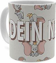 Tasse Disney mit Namen personalisiert - Design