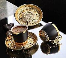 Tasse Geschenk Kaffee 12 Stück Türkische