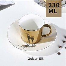 Tasse Geschenk Kaffee 90/250 Mlceramics Spiegel