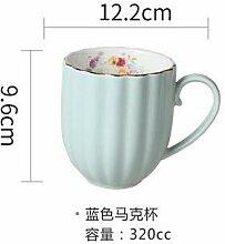 Tasse Geschenk Kaffee Europäische Art Kreative